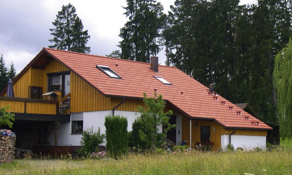 Fassadensanierung | Zimmerei Kübler Pfalzgrafenweiler